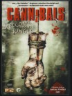 DVD CANNIBALS - WELCOME TO THE JUNGLE Hologrammcover NEU