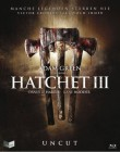 Hatchet 3 [Blu-ray] (deutsch/uncut) NEU+OVP