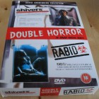 Double Box David Cronenberg Rabid + Shivers UK-DVDs RAR