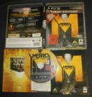 METRO Last Light - First Edition - 100% UNCUT USK 18 - PS3