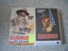 Django und Django Der Rächer  VHS