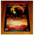 DVD M.A.R.K. 13 - Hardware - Red Edition - ERSTE AUFLAGE