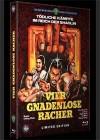 VIER GNADENLOSE RÄCHER (DVD+Blu-Ray) Mediabook