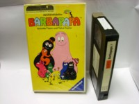A 587 ) Ravensburger Kinder Programm Video Barbapapa