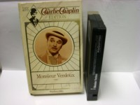 A 960 ) Die Charlie Chaplin Edition 8 Poly Gram Video Hardco