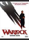 WARLOCK - SATANS SOHN Cover B - Blu-Ray Hartbox NEU/OVP