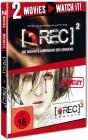 [REC]� + [REC]�  - REC 2+3 - Box (deutsch/uncut) NEU+OVP