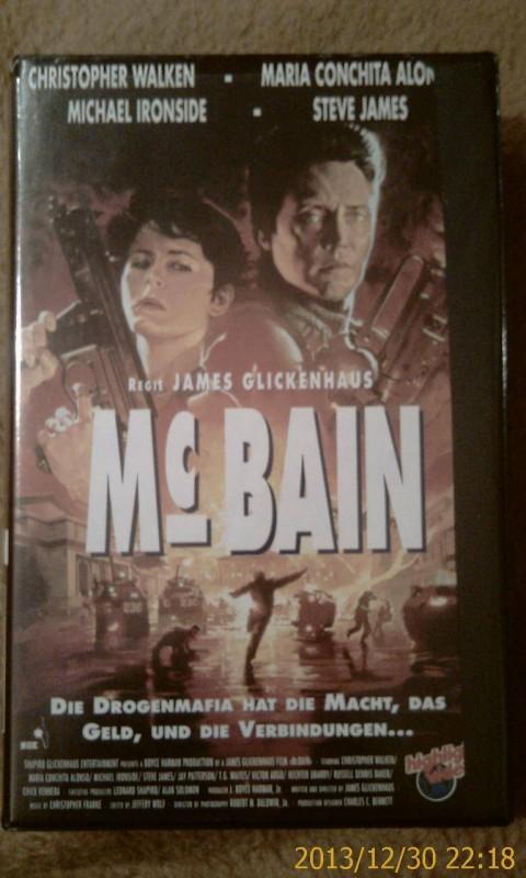 Mc BAIN