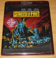STREETS OF FIRE (STRASSEN IN FLAMMEN) *HD DVD* (NEU)