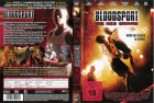 Bloodsport - The Red Canvas / DVD / Uncut / inkl. Wendecover
