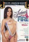 Latinas on Fire - Jynx Maze - Jules Jordan - OVP