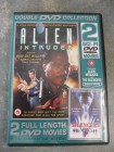 DVD ALIEN INTRUDER & THE SILENCERS (Dark Force) UK uncut