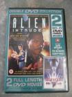 DVD ALIEN INTRUDER & THE SILENCERS (Dark Force) UK uncut