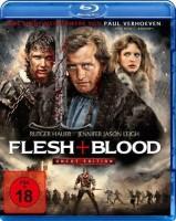 Flesh + Blood - Fleisch und Blut [Blu-ray] (uncut)