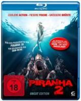 Piranha 2 - uncut - Blu Ray