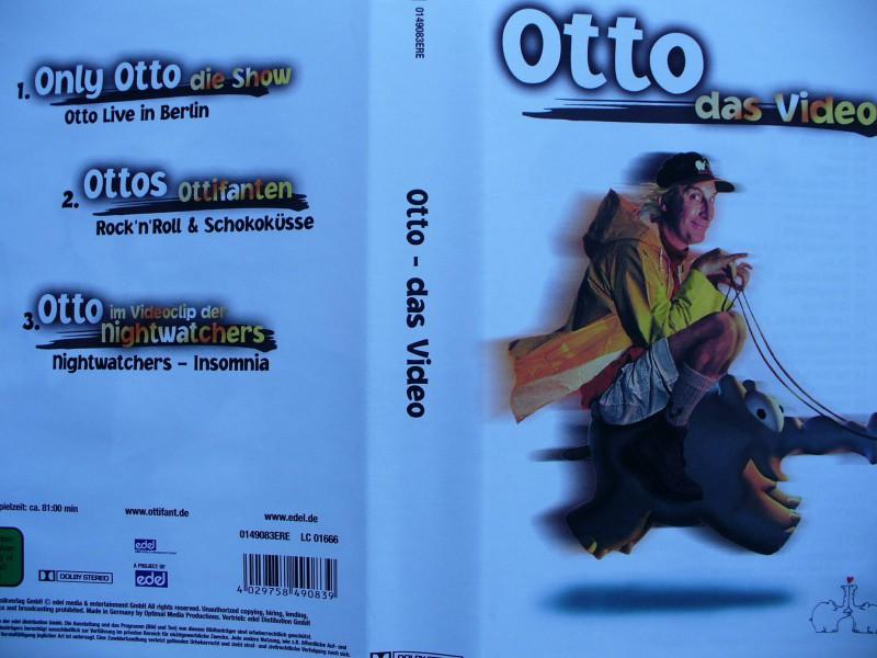 OTTO das Video ... Otto Waalkes
