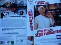 Sehr verdächtig ...   Leslie Nielsen, Richard Crenna