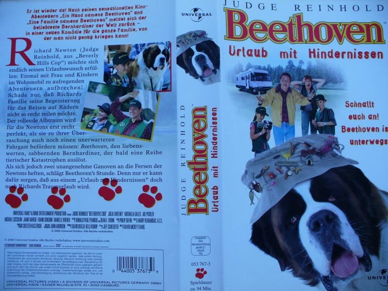 Beethoven - Urlaub mit Hindernissen ... Judge Reinhold