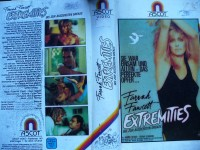 Extremities ... Farrah Fawcett, James Russo, Diana Scarwid