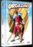 ORGAZMO (2DVD+Blu-Ray) - Cover B - Mediabook - Unrated Versi
