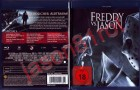 Freddy vs. Jason / Blu Ray NEU OVP uncut