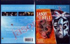 Jason Goes to Hell & Jason X / Blu Ray Box NEU OVP uncut
