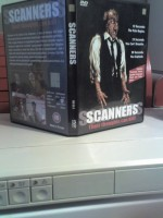 SCANNERS 103 MINUTEN DVD FSK 18