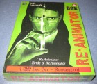 Re-Animator + Bride of Teil 1, 2 Box 4DVDs Directors Cut Neu