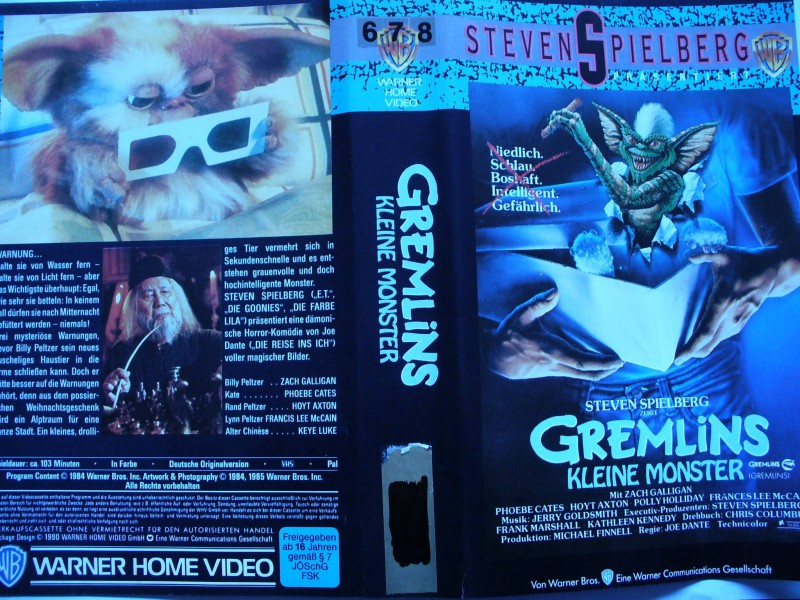 Gremlins - Kleine Monster ... Zach Galligan, Phoebe Cates
