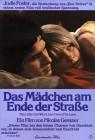 Plakat A3+ MÄDCHEN AM ENDE DER STRASSE / 1976 Jodie Foster