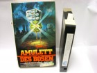 2355 ) Amulett des Bösen mit Christopher Conelly & Martha Ta