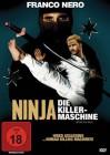 Ninja - Die Killer-Maschine - DVD - Uncut - Neu/OVP