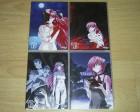 Elfen Lied - Vol./Vektor 1-4 Anime Serie, (Elfenlied), Uncut