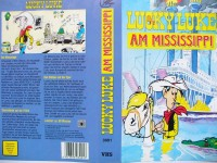 Lucky Luke ...  Am Mississippi