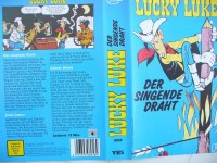 Lucky Luke ...  Der singende Draht