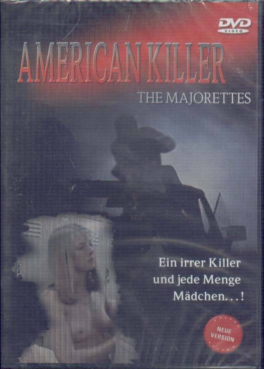 American Killer  DVD Neu
