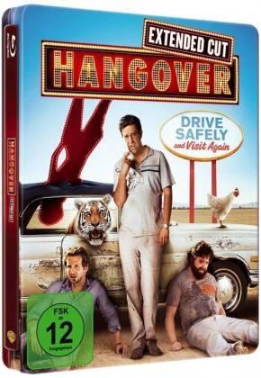 Hangover - Steelbook