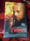 Bruce Willis: 12 Monkeys, - Die Zukunft ist Geschichte - FSK