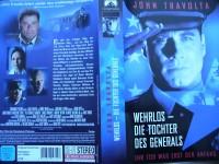Wehrlos - Die Tochter des Generals ... John Travolta