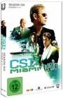 CSI Miami - Season 6.2  - frei ab 16 Jahre