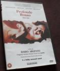 Dario Argento : Profondo rosso - Deep Red UK-DVD