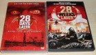 28 days later / 28 weeks later / 2x Zombie Horror Uncut DVD