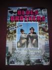 BLUES BROTHERS - ORIGINAL FILMPLAKAT - BELUSHI & AYKROYD