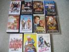 Sammlung  Kinderfilme und Komödien VHS