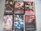 Actionfilme  Sammlung VHS