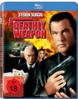 Deathly Weapon - Seagal [Blu-ray] (deutsch/uncut) NEU+OVP