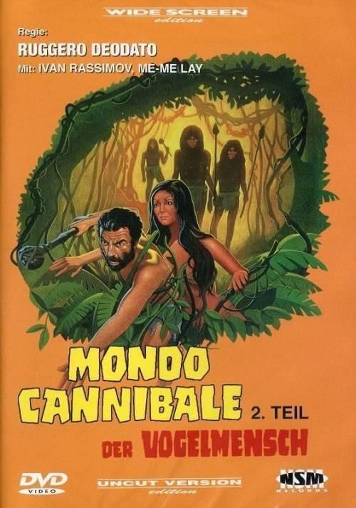 MONDO CANNIBALE 2 – DER VOGELMENSCH (Cover B) NEU/OVP