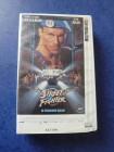 Street Fighter - Die entscheidende Schlacht VHS!!