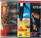 El Mariachi+Desperado+Irgendwann in Mexico - 2 DVD