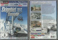 PC Skigebiet 2012 Simulator  (28063652NEU, OVP)